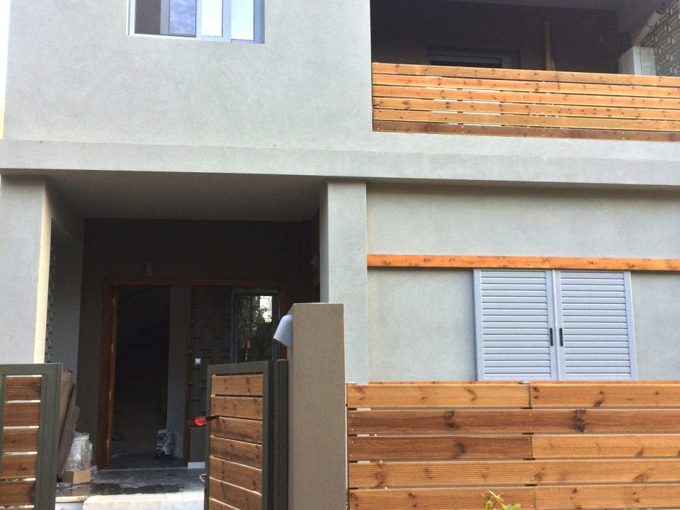 sp constructions.gr- Ανακαινιση κτιριου στη Κηφισιά